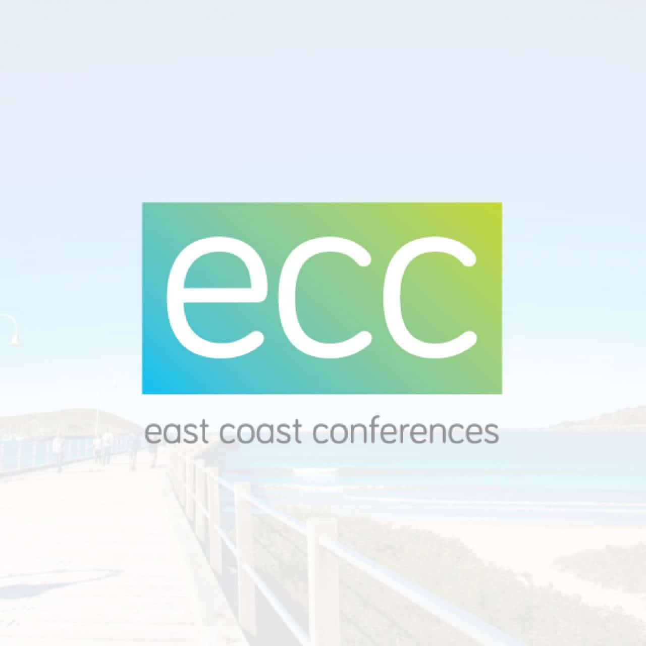 east coast conferences logo coffs