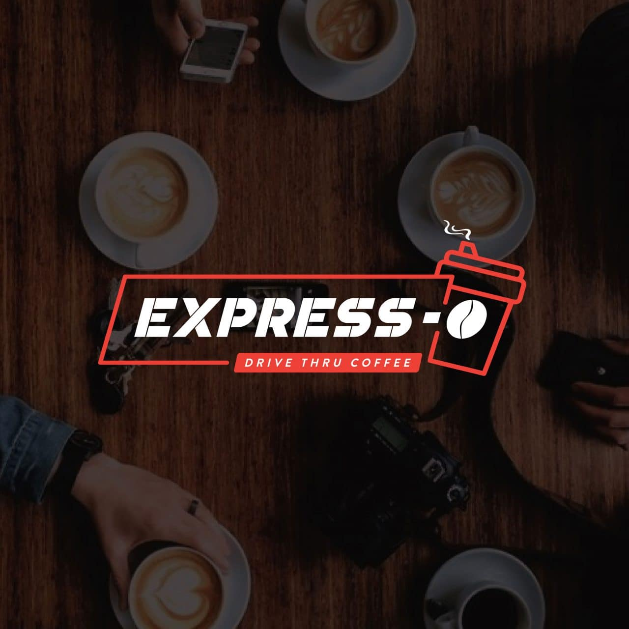 expresso coffs harbour logo
