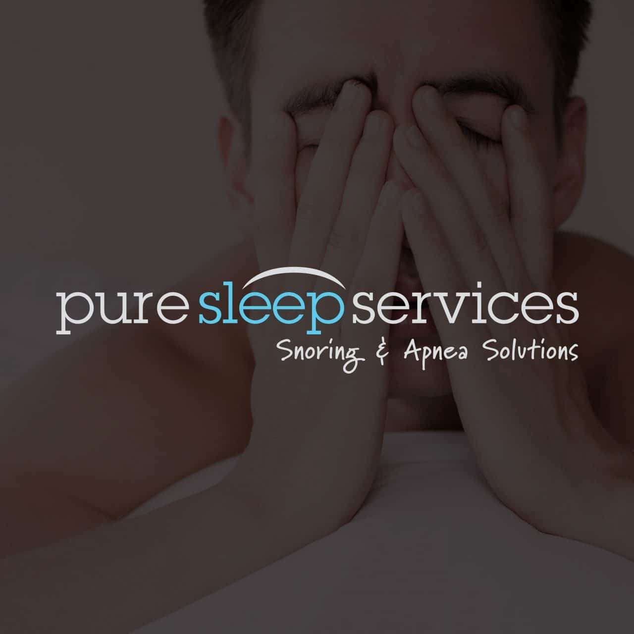 Pure Sleep Logo Design Coffs Harbour