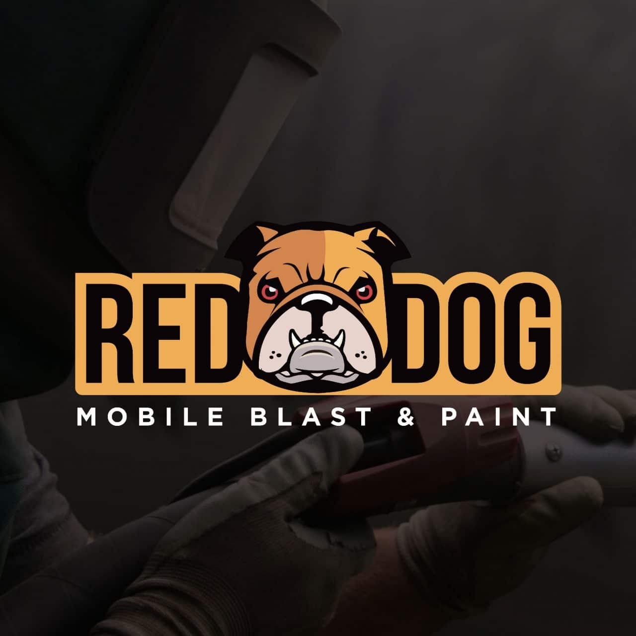 Red Dog Logo Design Coffs