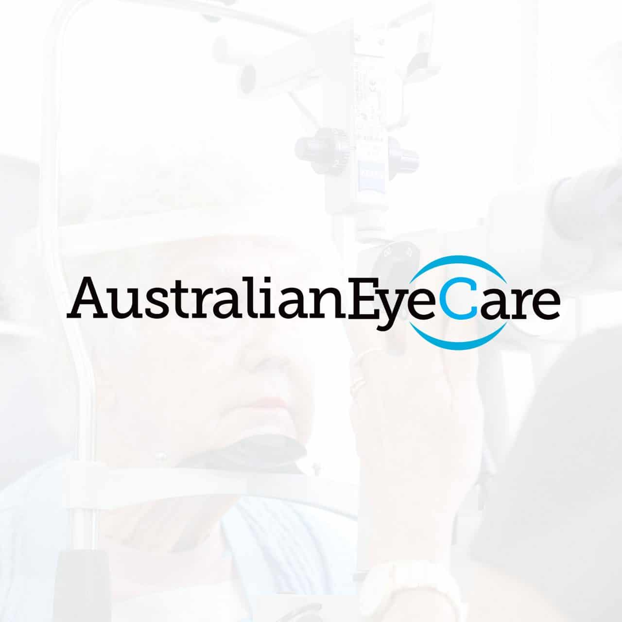 Australia Eye Care Coffs Logo