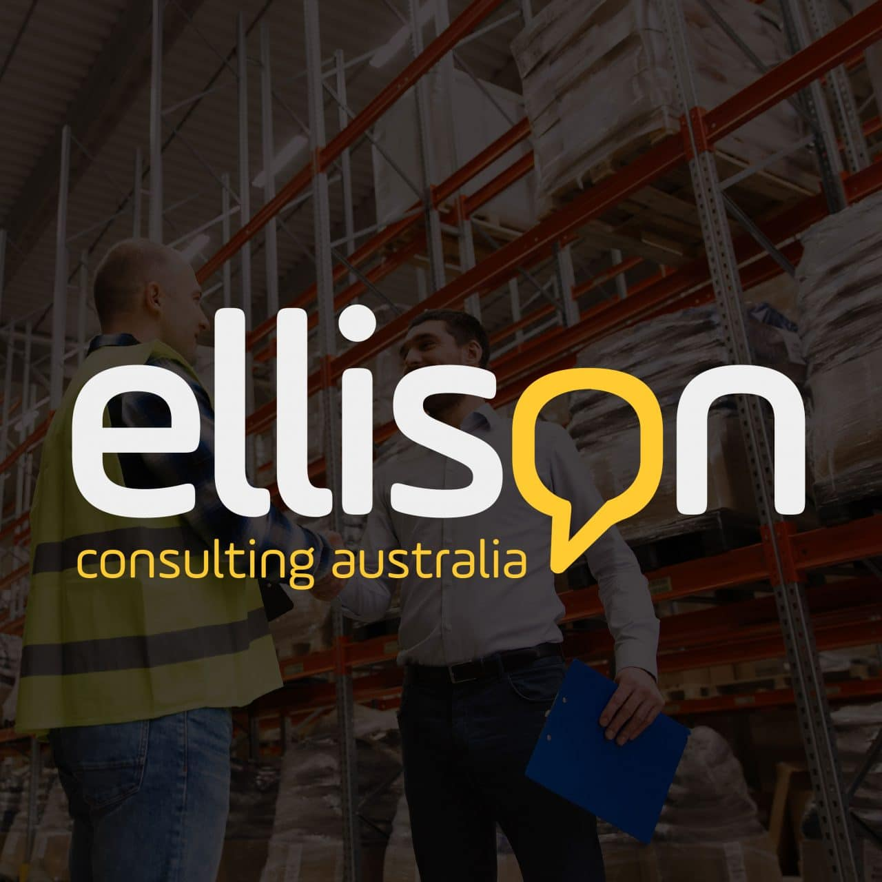 Ellison Marketing Coffs Logo