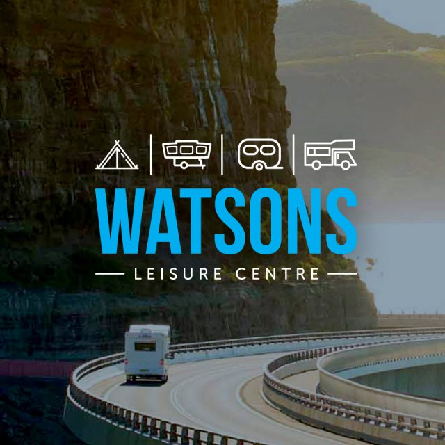watsons leisure centre branding coffs harbour